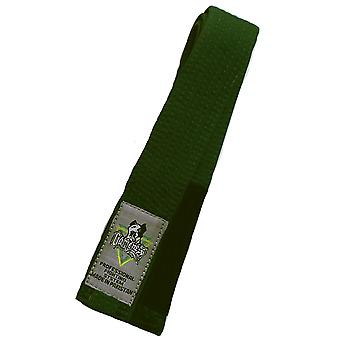 Gameness Kids Premium Jiu-Jitsu Green Belt