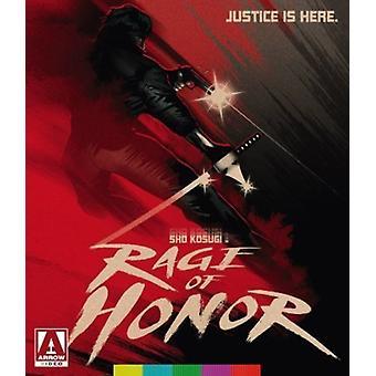 Rage af ære [Blu-ray] USA import