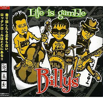 Billy's - Life Is a Gamble [CD] USA import