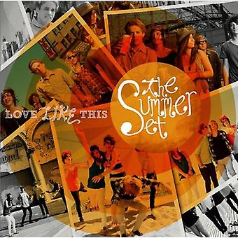 Summer Set - Love Like This [CD] USA import