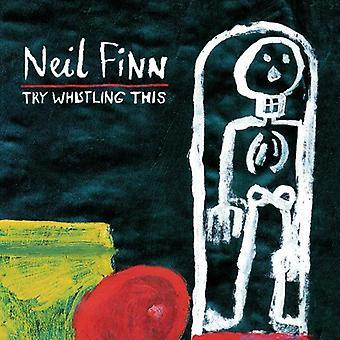 Neil Finn - prøve plystre denne [DVD] USA import