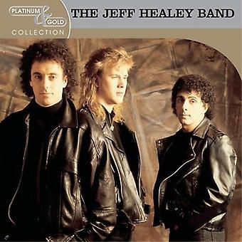 Jeff Healey - Platinum & guld samling [CD] USA import
