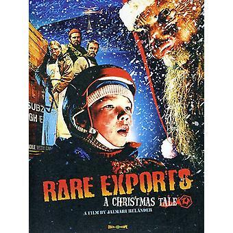 Sjældne eksport: En jule fortælling [DVD] USA importerer
