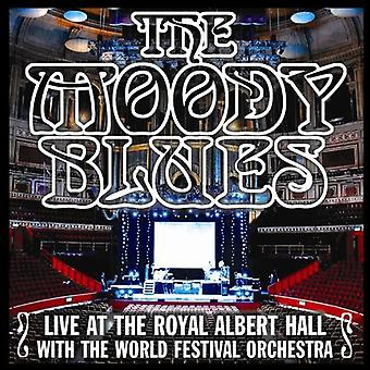 Moody Blues - Live på Royal Albert Hall [CD] USA importen