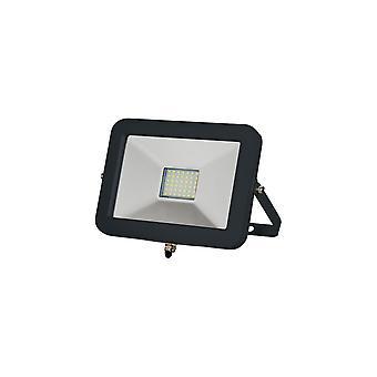 Timeguard Slimline LED Floodlight, 10W, Black
