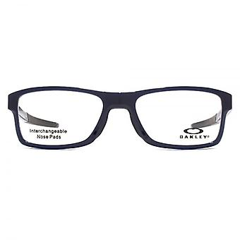 Oakley Chamfer MNP Glasses In Polished Blue Ice