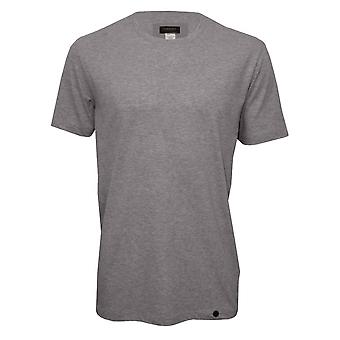 Hanro Night & Day Crew-Neck T-Shirt Gift Set, Melange Grey