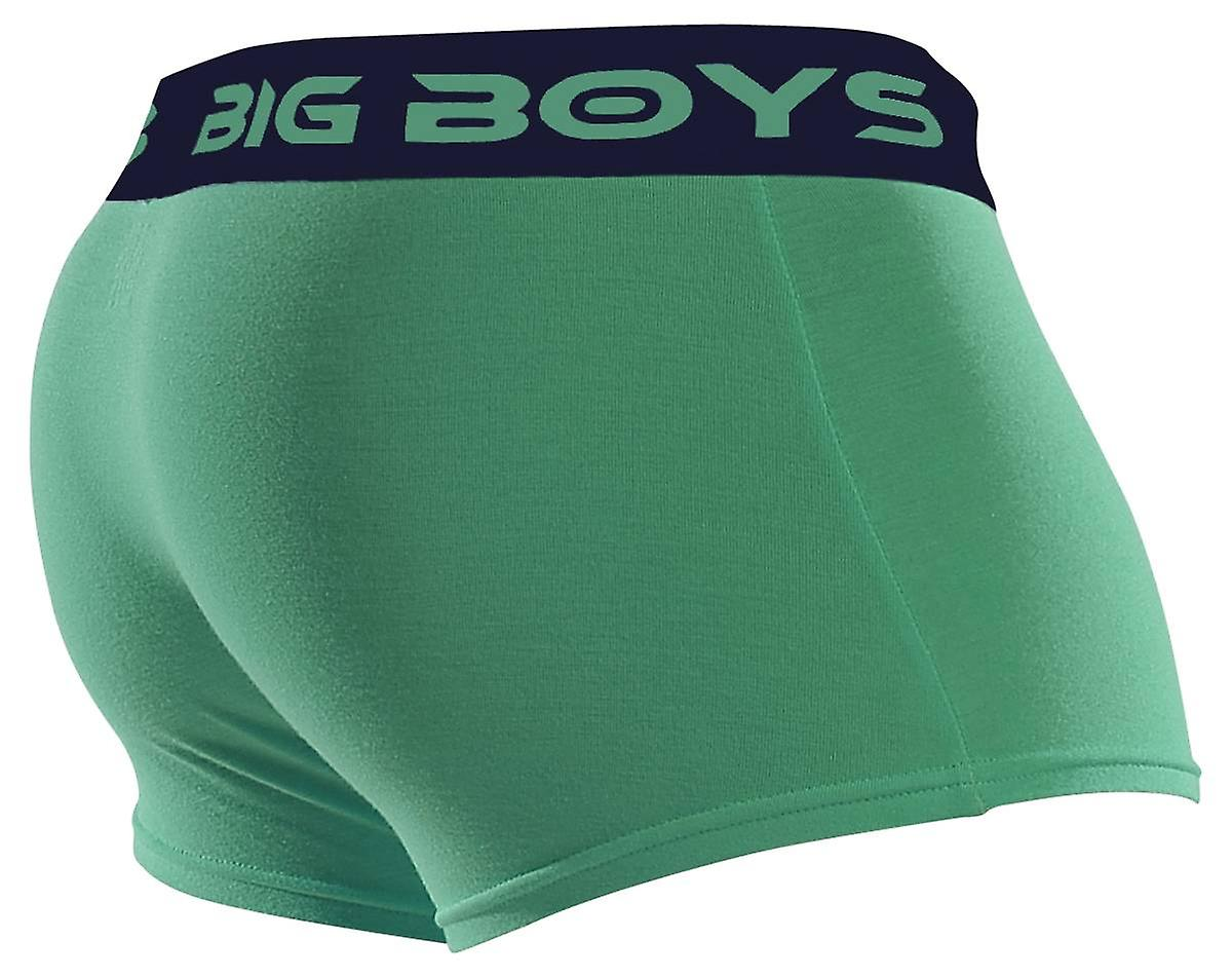 Big Boys Low Rise Briefs - Green