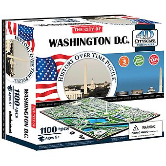 4D Cityscape Washington (Toys , Boardgames , Puzzles)