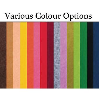 Large A3 Stiffened Felt Sheet for Arts & Crafts - Choice of Colour