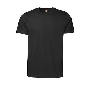ID Mens T-Time Slimline Fitted Short Sleeve T-Shirt