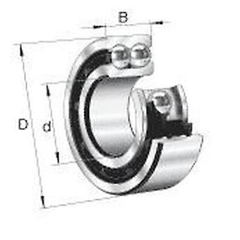 Ina 30/6-2Rsr-Hlc Angular Contact Ball Bearing