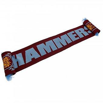 West Ham skjerf HM