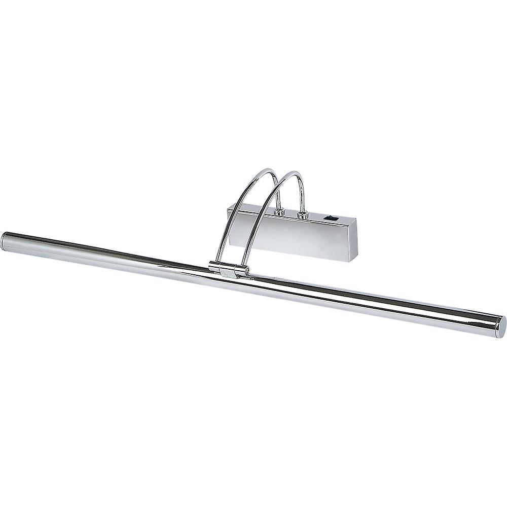 Searchlight 8343CC Modern Chrome Switched Picture Light