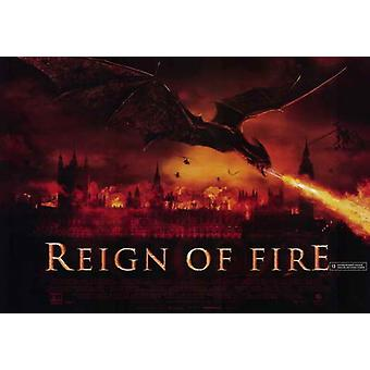 Reign of Fire Movie Poster (11 x 17)