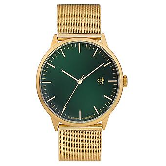 Cheapo Nando Watch - Green / Gold