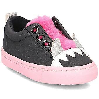 Gioseppo 42484BLACK universelle spædbørn sko
