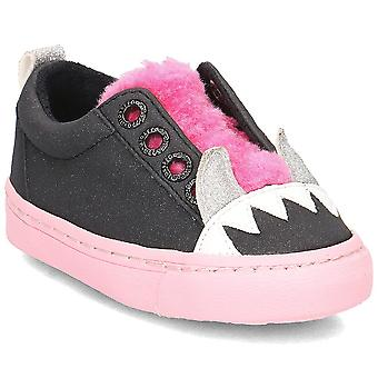 Gioseppo 42484BLACK spædbørn sko