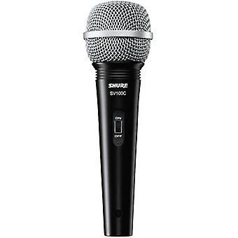 Handheld Microphone (vocals) Shure SV100-WA Transfer type:Corded incl. cable