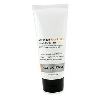 Menscience Advanced Face Lotion 100ml/3.4oz