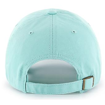 47 Brand MLB NY Yankees Clean Up Cap - Tiffany Blue