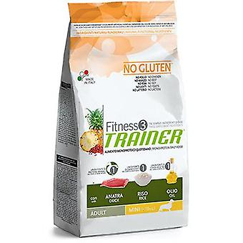 Trainer Fitness 3 Adult Mini Duck (Dogs , Dog Food , Dry Food)