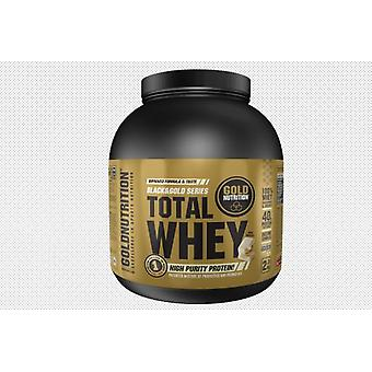 Gold Nutrition Total Whey Chocolate Blanco 2 kg (Sport , Muscle mass , Proteins)