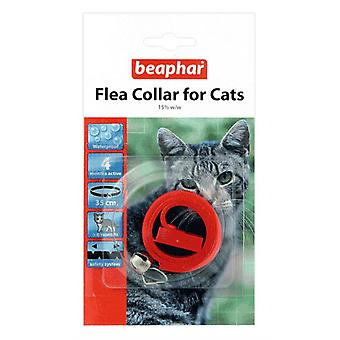 Beaphar Cat Collar, Plastic Collar (Random colour)