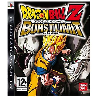 Dragon Ball Z Burst Limit (PS3)