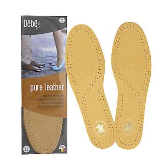 Insoles shock-absorbing Débé from natural leather