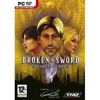 Broken Sword dödsängeln (PC DVD)