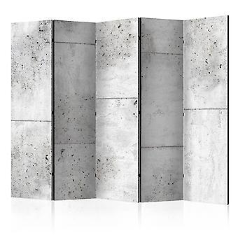 Room Divider - Concretum murum II [Room Dividers]