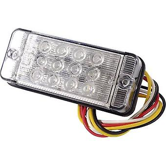 LEDs Trailer tail light Turn signal, Brake light, Tail light left , right