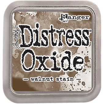 Oxiden van Tim Holtz Distress Ink Pad-Walnut Stain