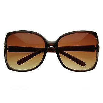 Designer Inspired Womens Oversize Sunglasses