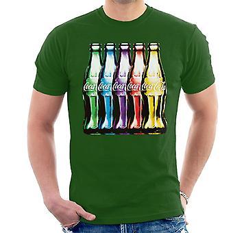 Coca Cola Multi Bottles Men's T-Shirt