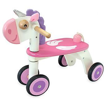 I'm Toy Loopfiets Eenhoorn