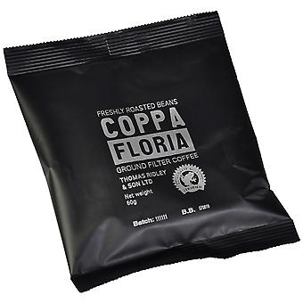 Thomas Ridley Coppa Floria Gound Filter Kaffee Portionsbeutel