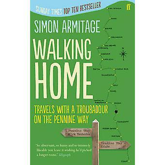 Wandelen thuis (Main) door Simon Armitage - Sue Roberts - 9780571249893 B
