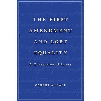 A primeira emenda e a igualdade Lgbt - uma história controversa por Carlo