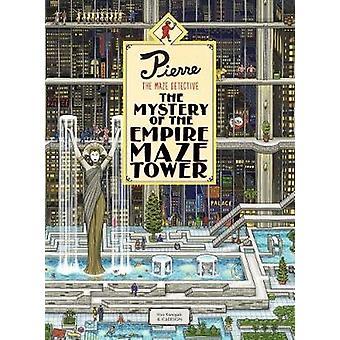 Pierre le détective Maze - le mystère du labyrinthe Empire Tower par Salut