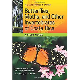 Sommerfugle, møl og andre vanddyr af Costa Rica: A Field Guide
