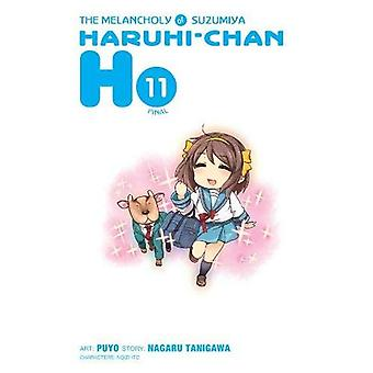 Die Melancholie der Suzumiya Haruhi-Chan, Bd. 11