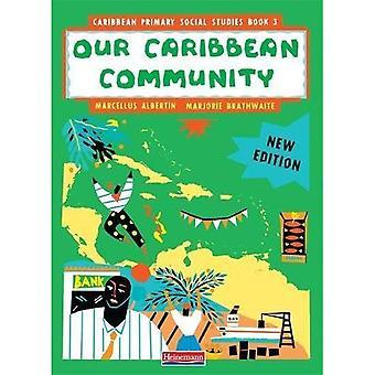 Caribe Social primária estuda novo livro Ed 3 (estudos sociais primários para o Caribe)