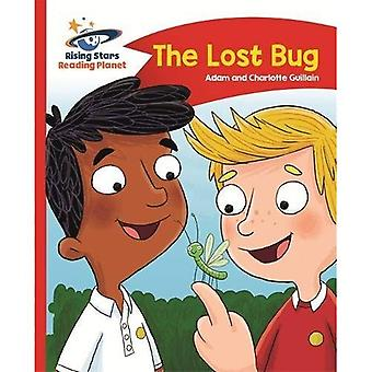 Reading Planet - The Lost Bug - Red B: Comet Street Kids (Rising Stars Reading Planet)