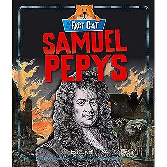 Samuel Pepys (faktum katt: historia)