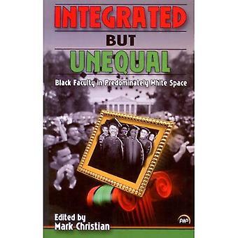 Intégrée mais inégale: Faculté noire à prédominance des espaces blancs