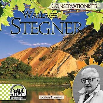 Kommer Steger (schackrutiga biografi bibliotek: naturvårdare)