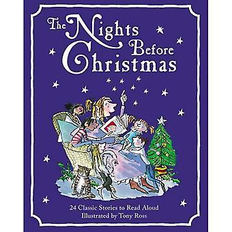 Les nuits avant Noël