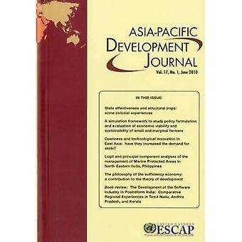 Ontwikkeling van de Azië-Pacific Journal: Volume 17, juni 2010: 17-1